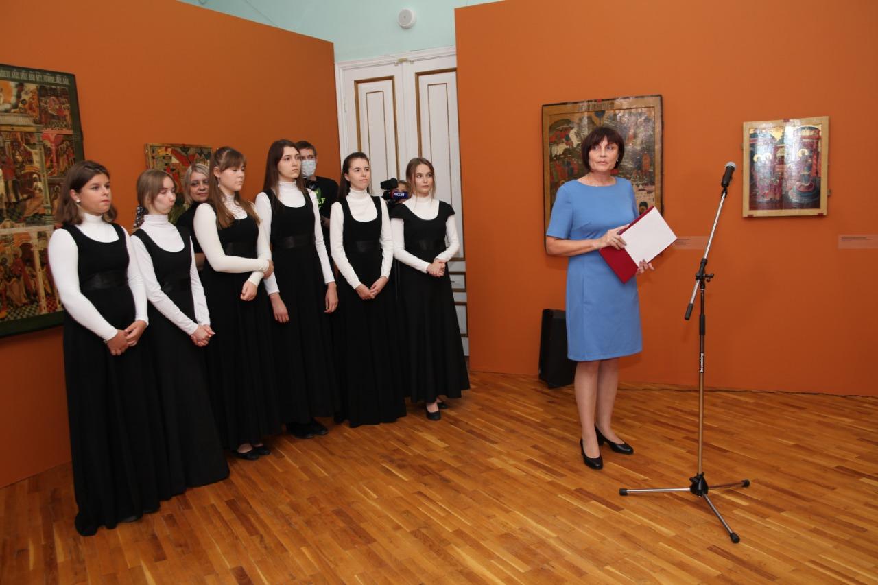 В Ростовской области открылась выставка русской иконописи