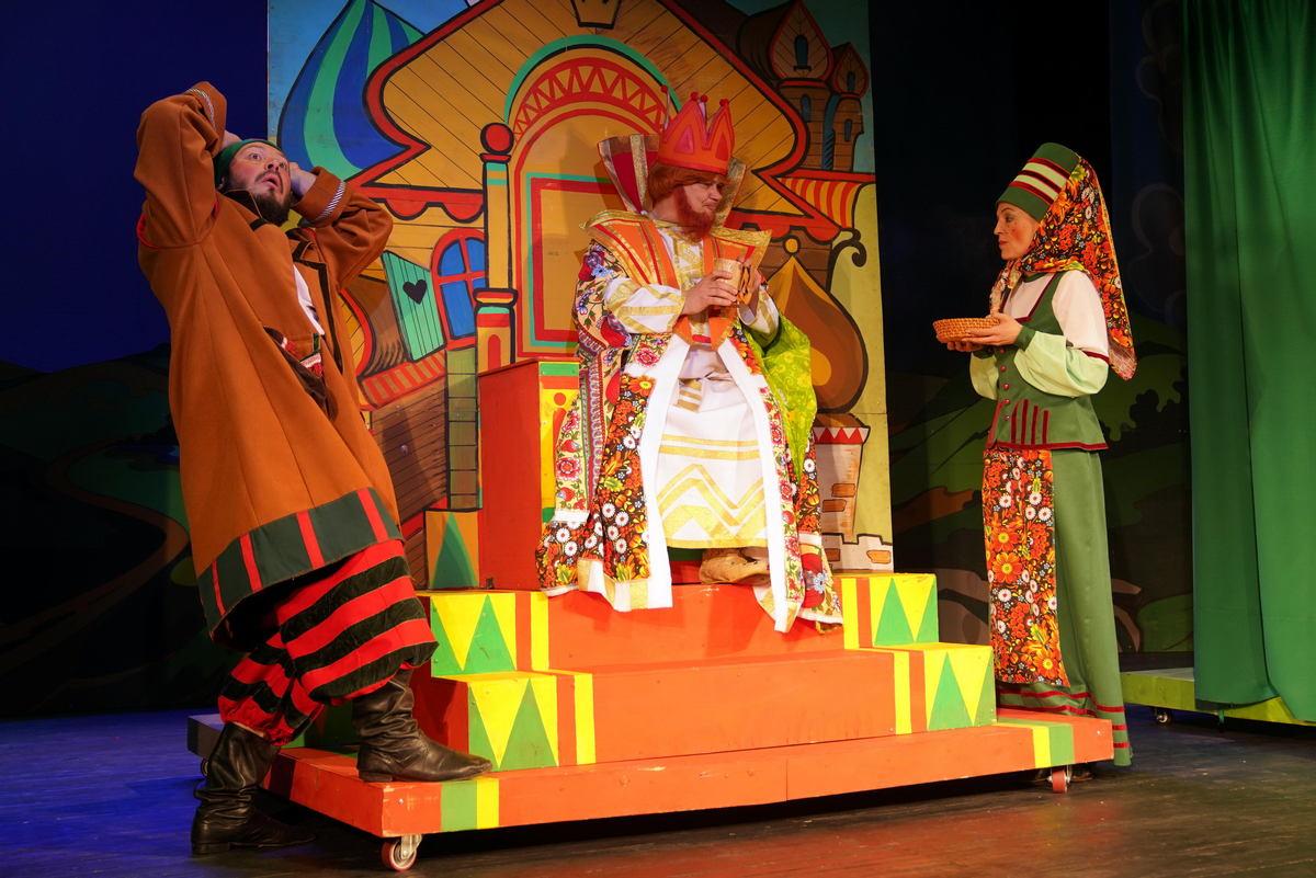 Мичуринский театр даст гастроли в Таганроге