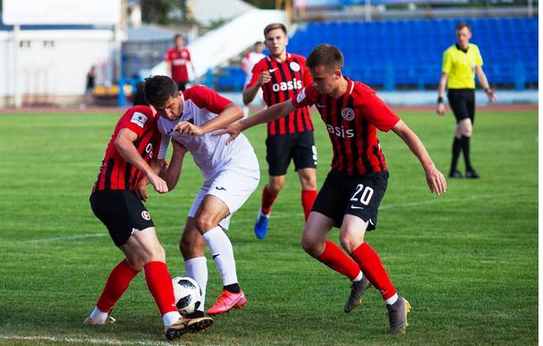 «Форте» не сбавляет обороты: таганрогский клуб преследует лидера