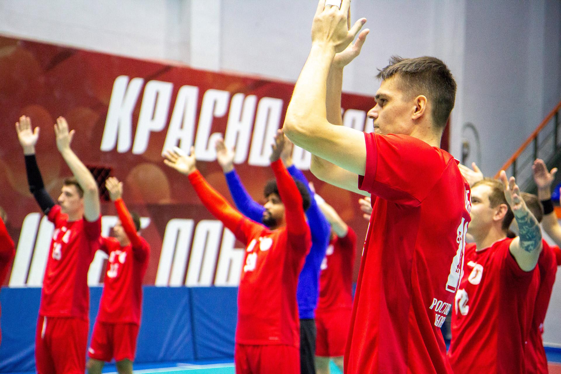 Приглашаем на матч: «Донские казаки» – «Каустик»