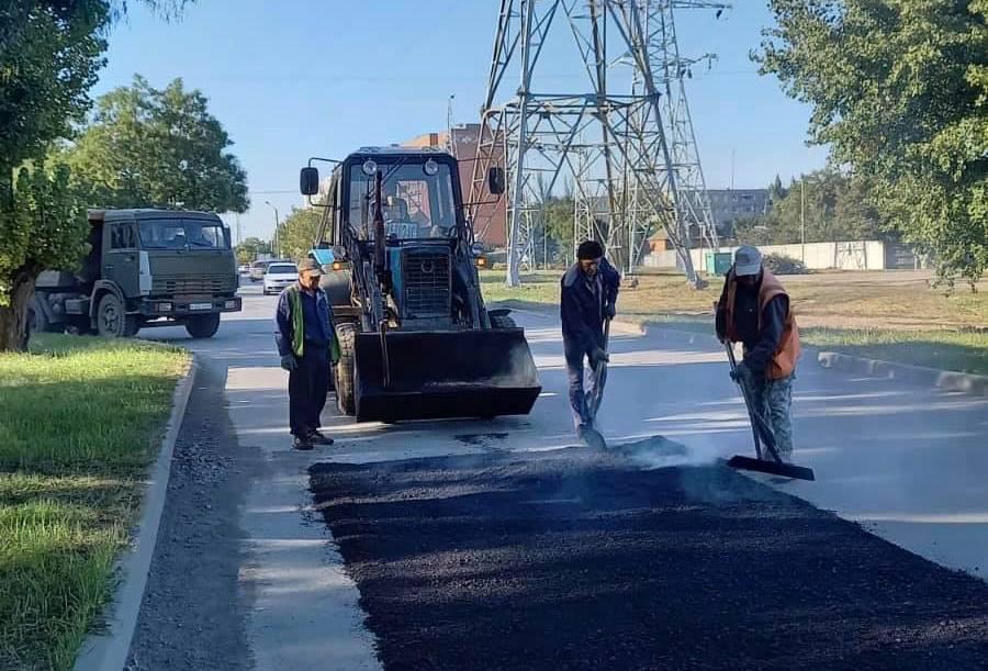 В Таганроге отремонтированы дороги на трех улицах