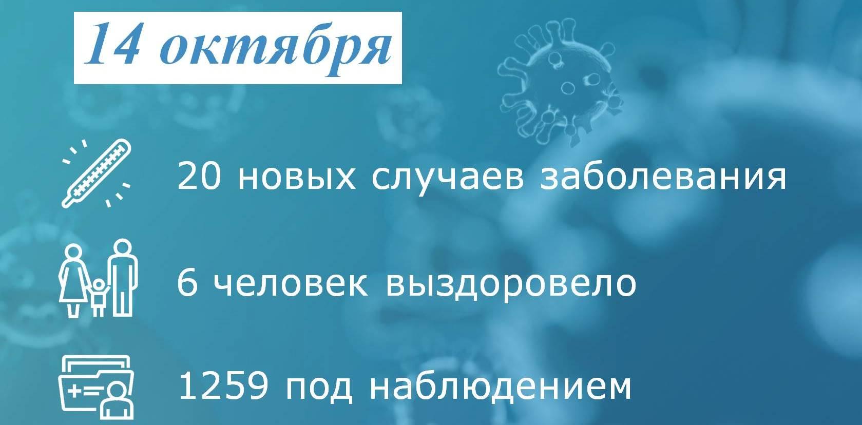 Коронавирус: в Таганроге заболели 20 человек