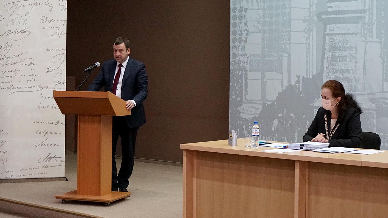 Гордума Таганрога приняла отставку Андрея Лисицкого: подробности