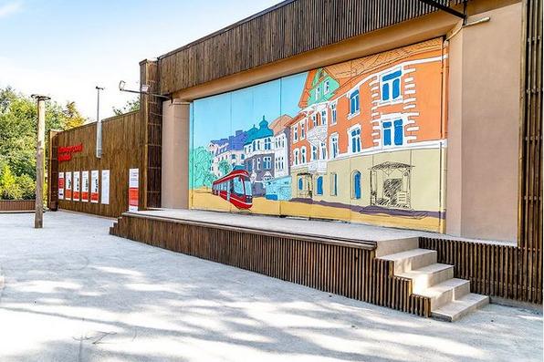 Кинотеатр в парке Таганрога будет работать до 17 октября