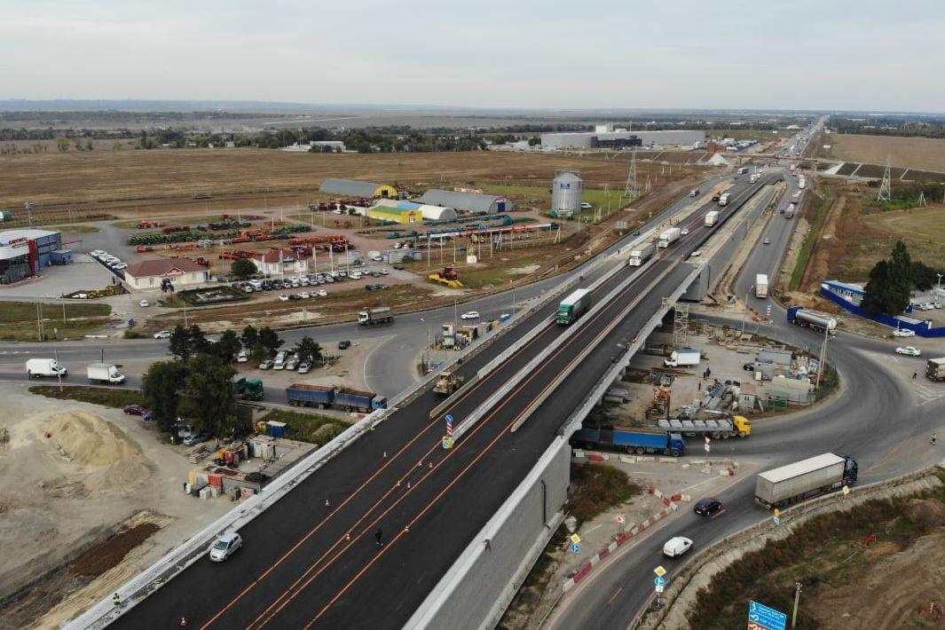 В Ростовской области открыли новый путепровод