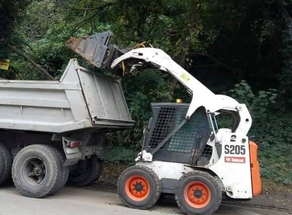 В Таганроге проведут уборку дорог на 25 улицах